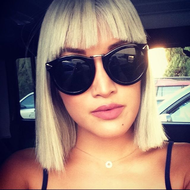 Cool 20 Amazing Blunt Bob Hairstyles For Women Mob Lob Hair Ideas Hairstyles For Men Maxibearus