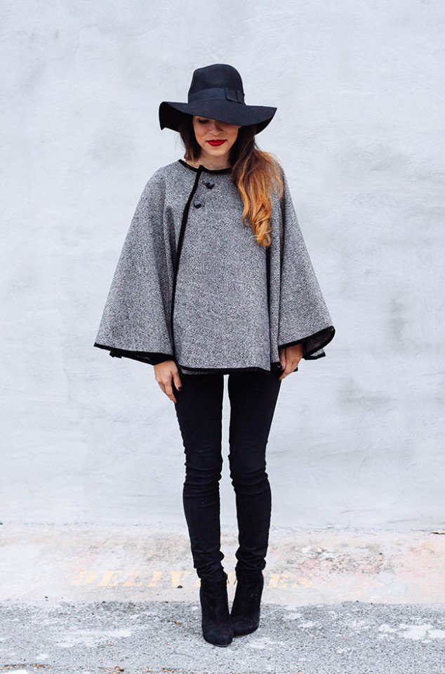 Fashionable Outfit Idea for Winter
