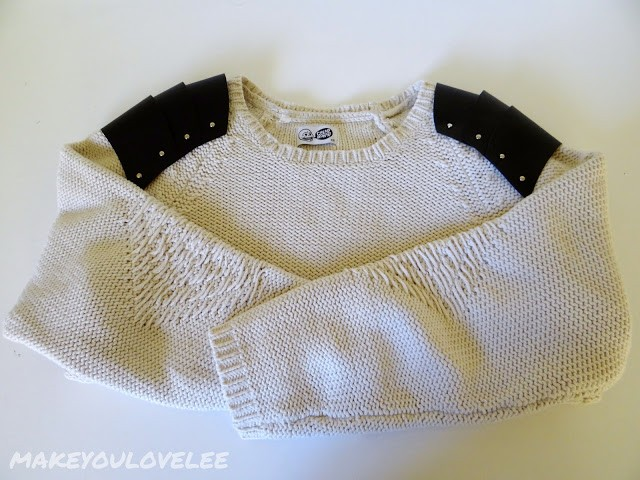 Chic DIY Sweater Idea for Winter