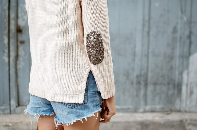 DIY Stylish Elbow Patches