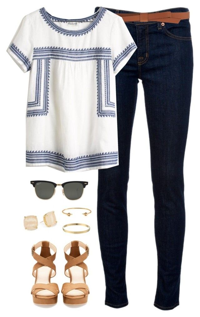 20 Sizzling Ways to Make Jeans Work This Summer