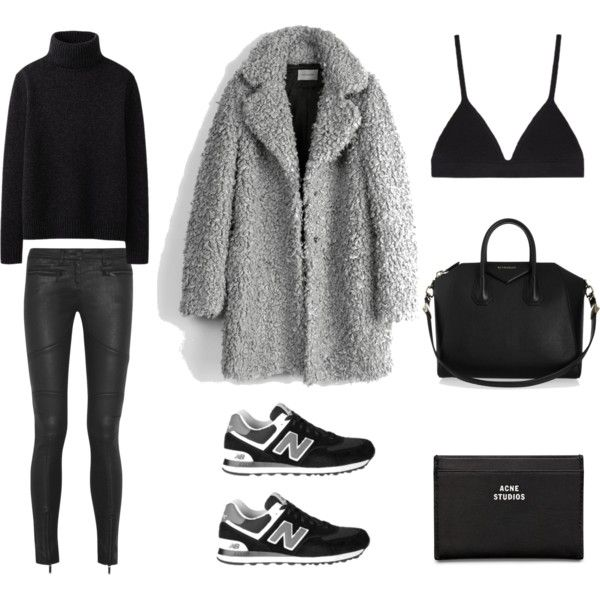 25 Sexy All-Black Outfits for Winter – Winter Outfit Ideas  9655a433d