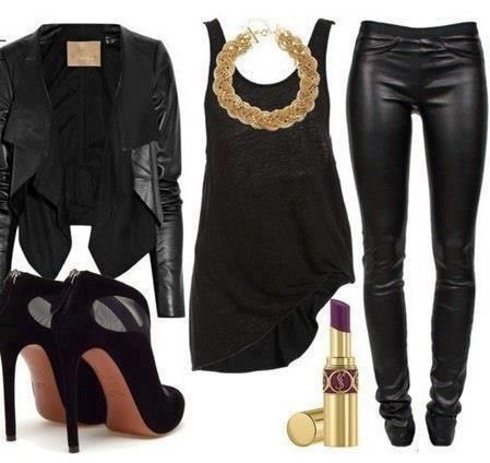 21 Sexy Leather Looks (for Winter)