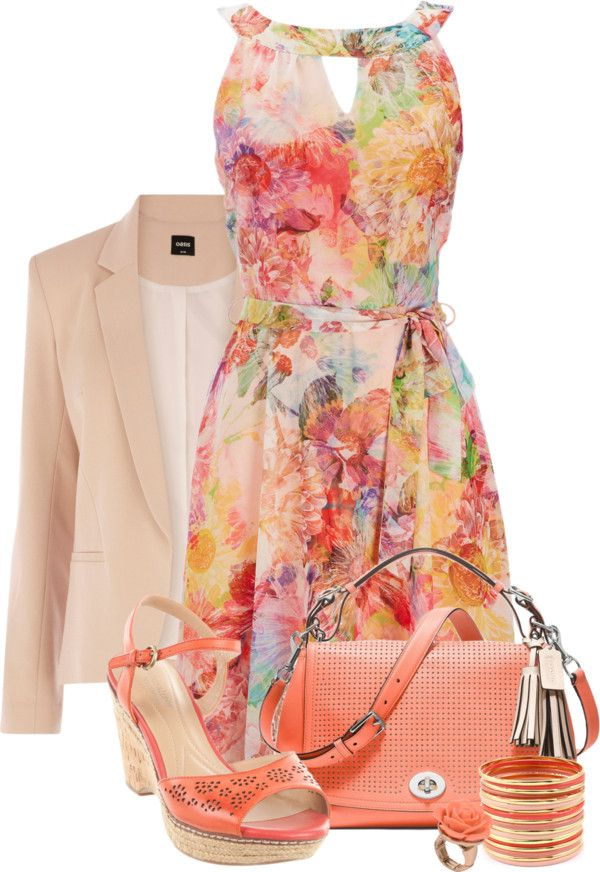 23 Flirty Floral Looks for Spring