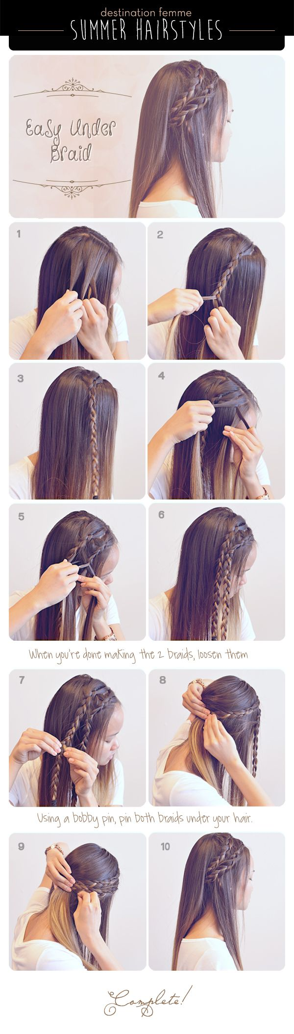 15 Easy Hairstyle Tutorials For All Occasions Styles Weekly