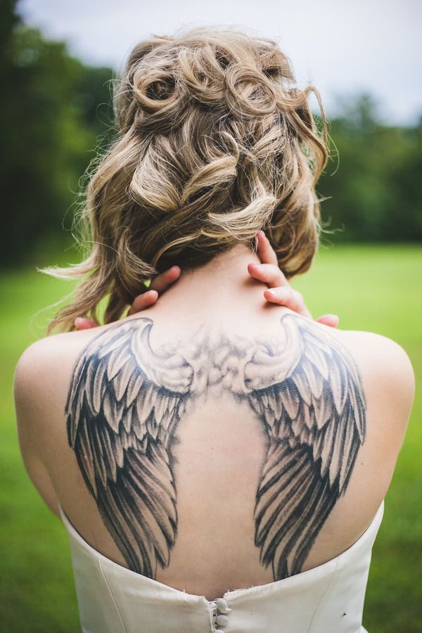 Amazing Wings Tattoo Art