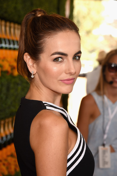 Camilla Belle High Ponytail