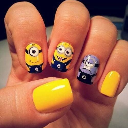 Cute Nail Design for Short Nails
