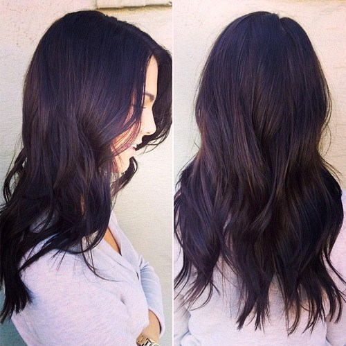 Effortless Layered Haircut for Women