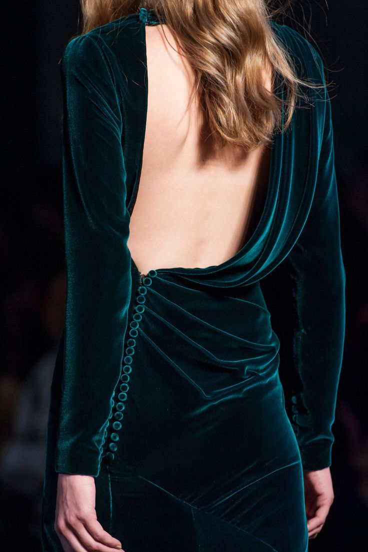 Fabulous Velvet Dress