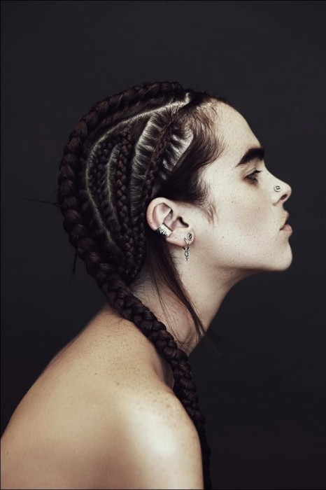 Fine Stylish Cornrow Hairstyles For 2016 Styles Weekly Hairstyles For Women Draintrainus
