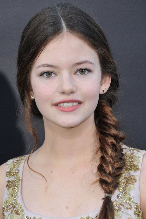 Gorgeous Side-Swept Fishtail Braid for Teenagers Jaguar PS / Shutterstock.com