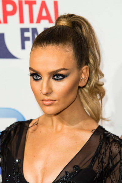 Perrie-Edwards-High-Ponytail.jpg (399×600)