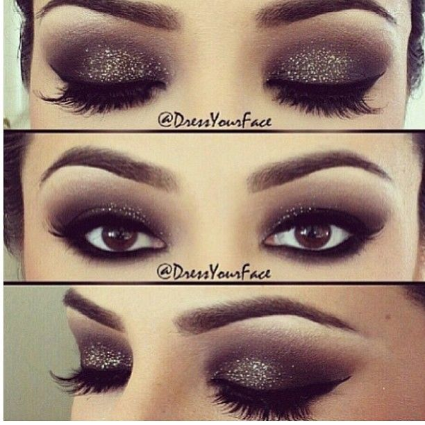 15 Best Shimmering New Years Eve Makeup Tutorials Styles Weekly