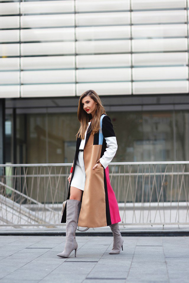 Fantastic Long Coat Outfit Idea