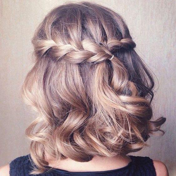 Pleasing 16 Beautiful Short Braided Hairstyles For Spring Styles Weekly Hairstyles For Men Maxibearus