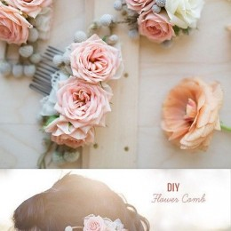 Beautiful DIY Hair AccessoryTutorials