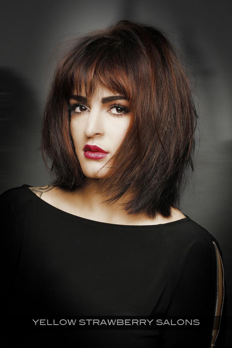 Swell Trendy Medium Bob Hairstyles For Women Styles Weekly Short Hairstyles Gunalazisus