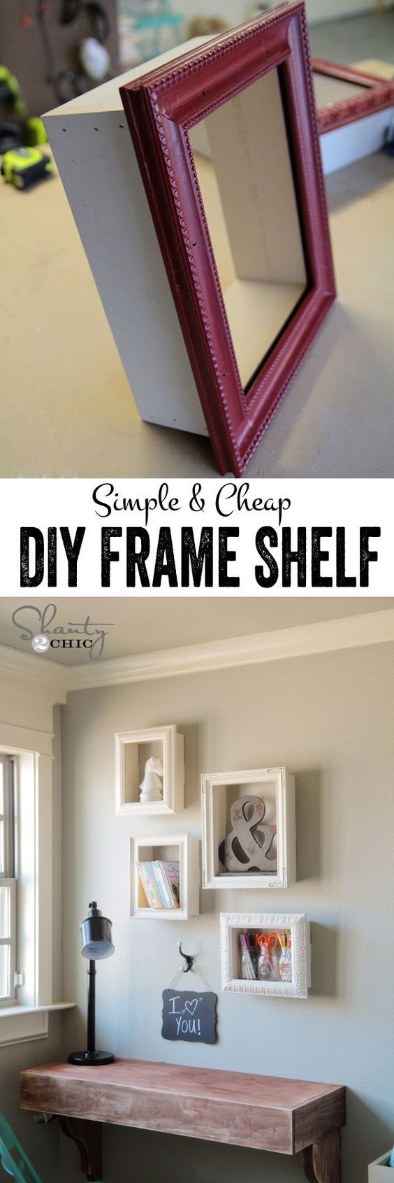 15 Fantastic and Economic DIY Home Decor Crafts