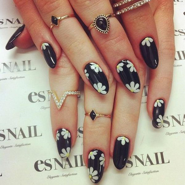 18 Vintage Floral Nail Designs You Will Love Styles Weekly