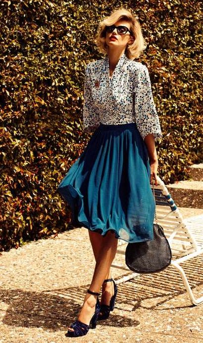 17 Ways to Wear the Vintage Outfits