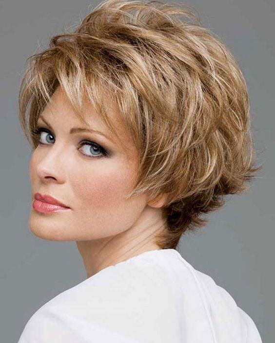 Short Hairstyles For The Mature Woman