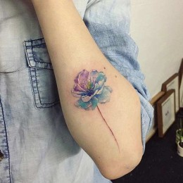 Watercolor Tattoo Designs Archives Styles Weekly