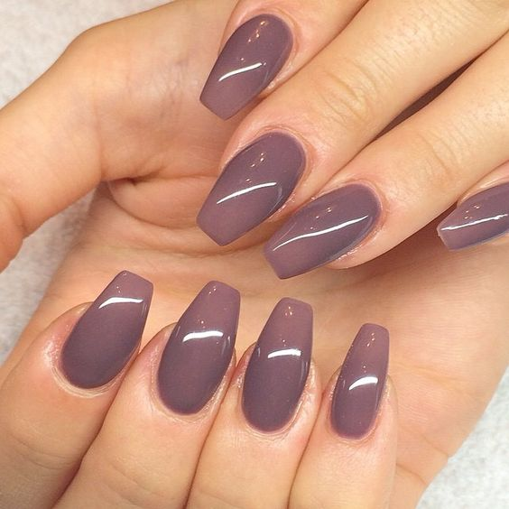 16 stylish nails designs you will love styles weekly simple yet stylish nail design via prinsesfo Image collections