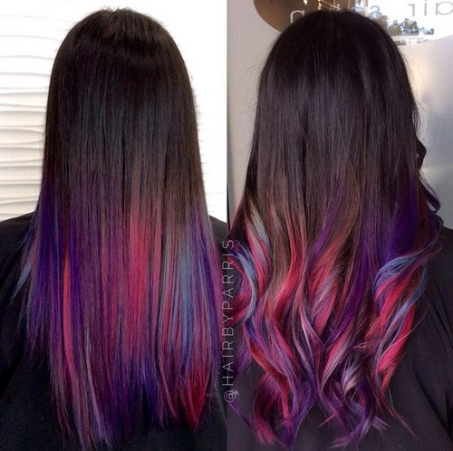 Best ombre hairstyles and ombre hair color ideas