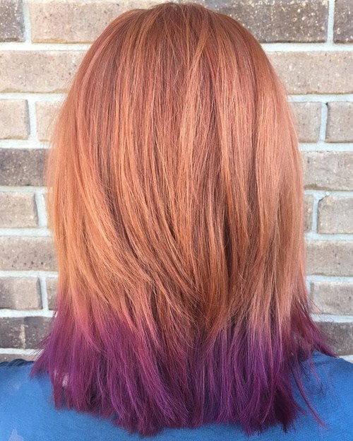 22 Hot Hair Color Ideas Lavender Ombre Hair Amp Purple