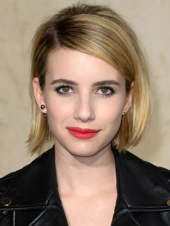 17 Fashionable Celebrity Bob Haircuts to Copy - Celebrity Latest ...