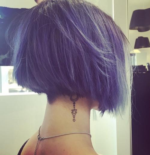 Short Bob Hairstyles 2017