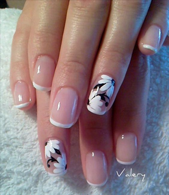 17 fashionable office nail designs styles weekly nail prinsesfo Image collections