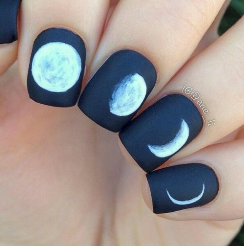 17 fashionable office nail designs styles weekly stylish black nail design nail prinsesfo Image collections