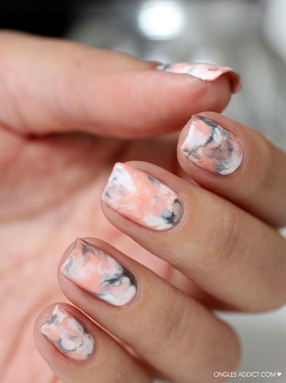 18 Chic Manicure Ideas for Short Nails | Styles Weekly