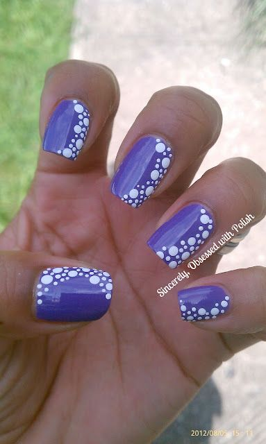 16 Fabulous Purple Nail Designs To Try Styles Weekly