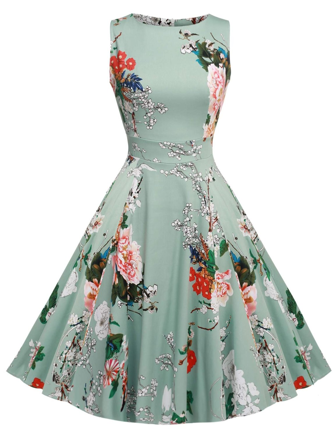 715c378183b 10 Best Floral Dresses for Beautiful Summer