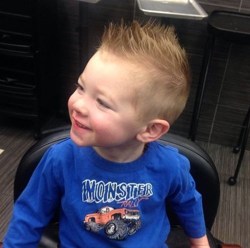 20 Cutest Haircuts for Your Baby Boy