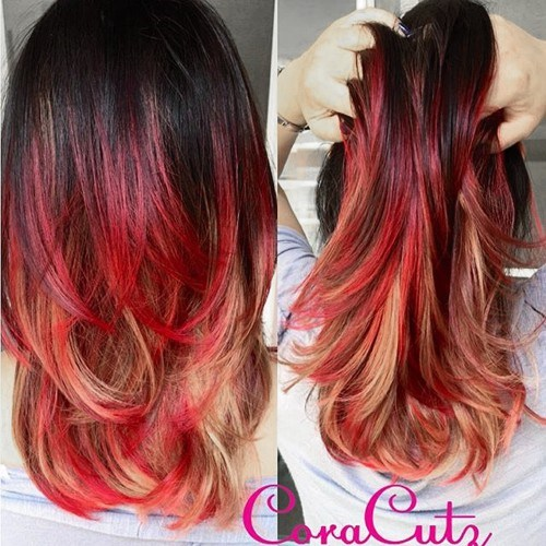 21 Red Hairstyles for Your New Look