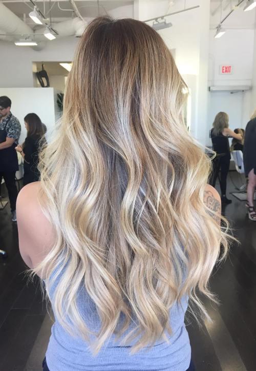 Amazing Balayage Hairstyles for Women