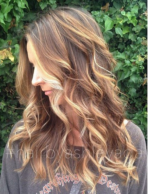 Amazing Balayage Hairstyles for Women