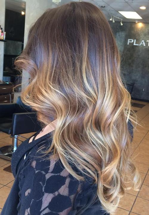 40 Blonde Balayage Looks: 40 Amazing Balayage Hairstyles 2020