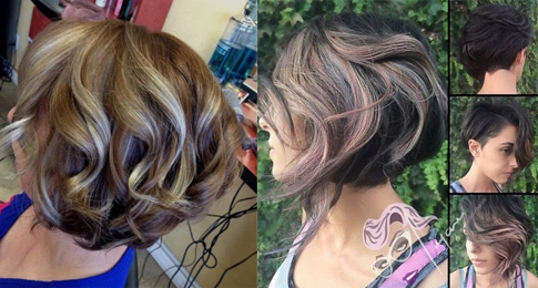 25 Trendy Balayage Hairstyles For Short Hair 2021 Styles Weekly