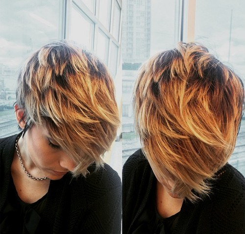 25 Trendy Balayage Hairstyles For Short Hair 2020 Styles