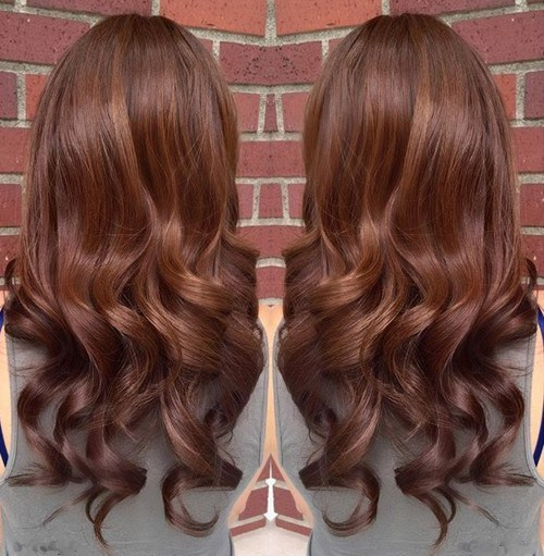 Brown Hairstyles to Rock this Summer