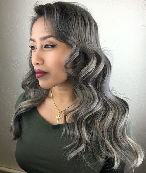 Great Hair Colors for Winter