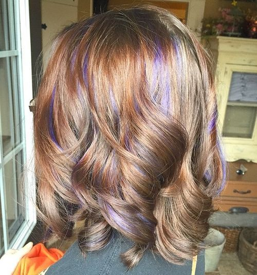 Highlighted Hairstyles for Women