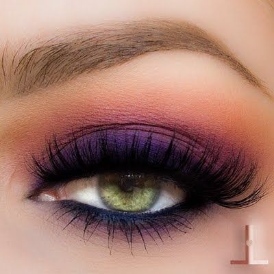 5 tips on how to pull off colorful eyeshadow  styles weekly