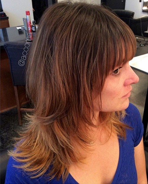 Shag Haircuts For Women 40