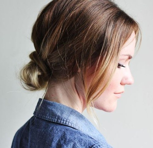 20 Summer Up Dos for Mid-Length Hair